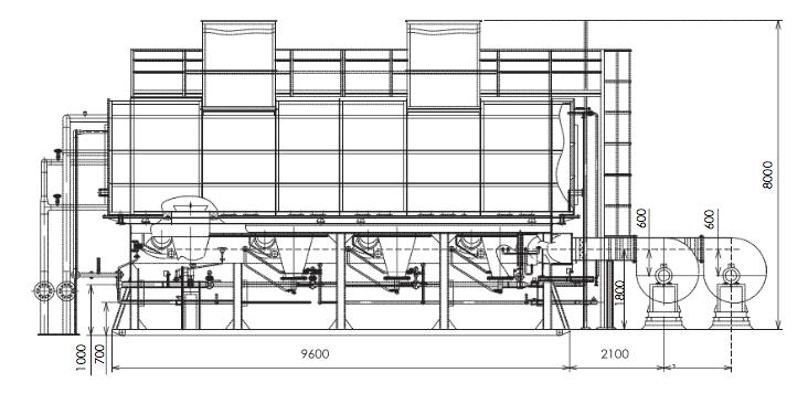Печь трубчатая блочная ПТБ-10Э