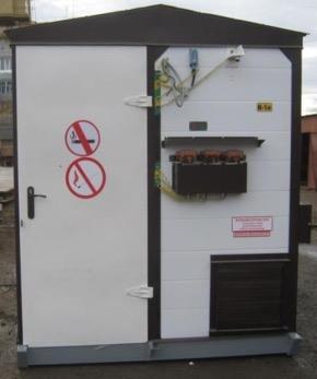 Блок подготовки жидкого топлива БПЖТ