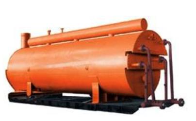 Подогреватель блочный с промежуточным теплоносителем ПБТ-1,6М