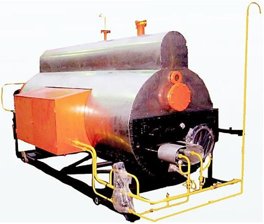Подогреватель нефти с промежуточным теплоносителем ППТ-0,2Г/Ж