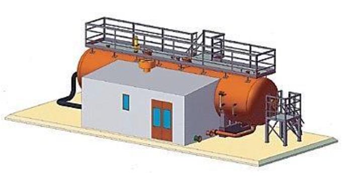 Установки предварительного сброса воды УПСВ